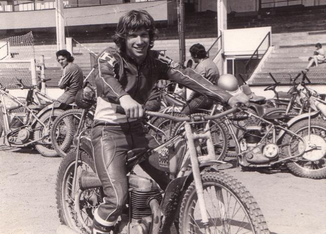 Peter Duncan speedway