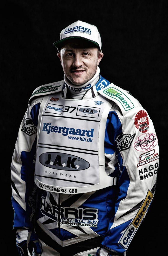 Chris Harris speedway