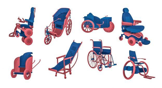 Wheelchair history