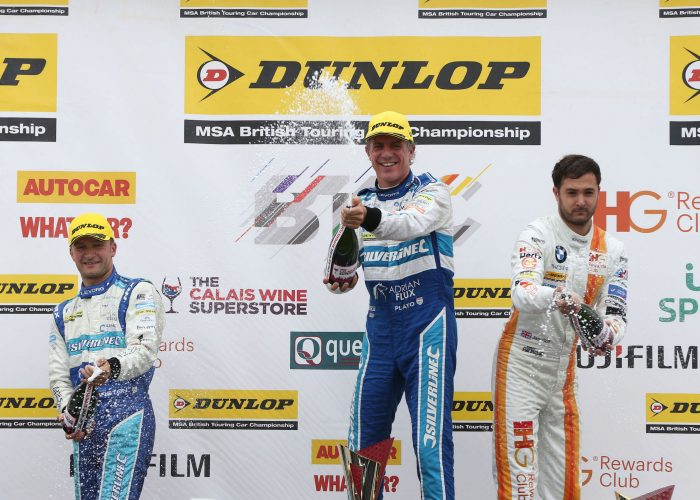 Jason Plato wins in 500th race