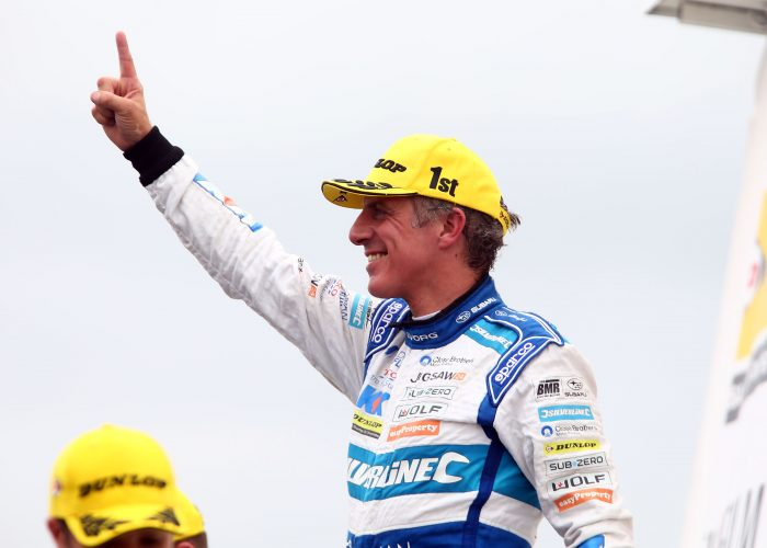 Jason Plato wins in 500th BTCC race