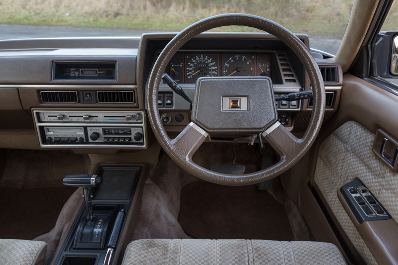 1984 Nissan Datsun Laurel Steering Wheel