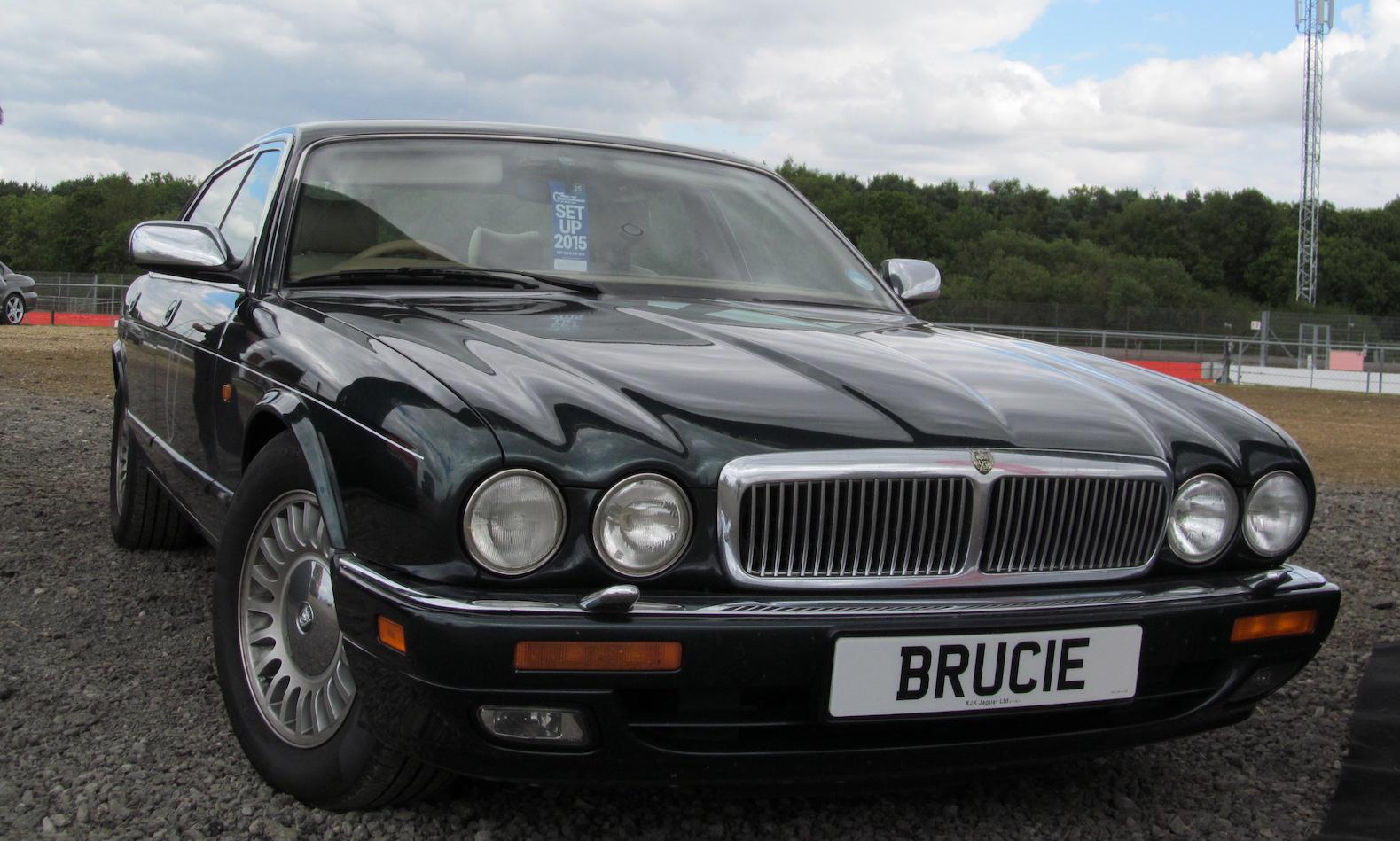 1997 4.0 Jaguar Sovereign LWB limousine