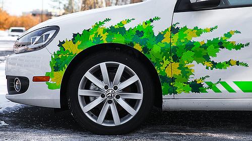 VW Golf clean diesel