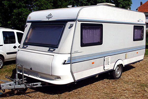 keep your caravan safe
