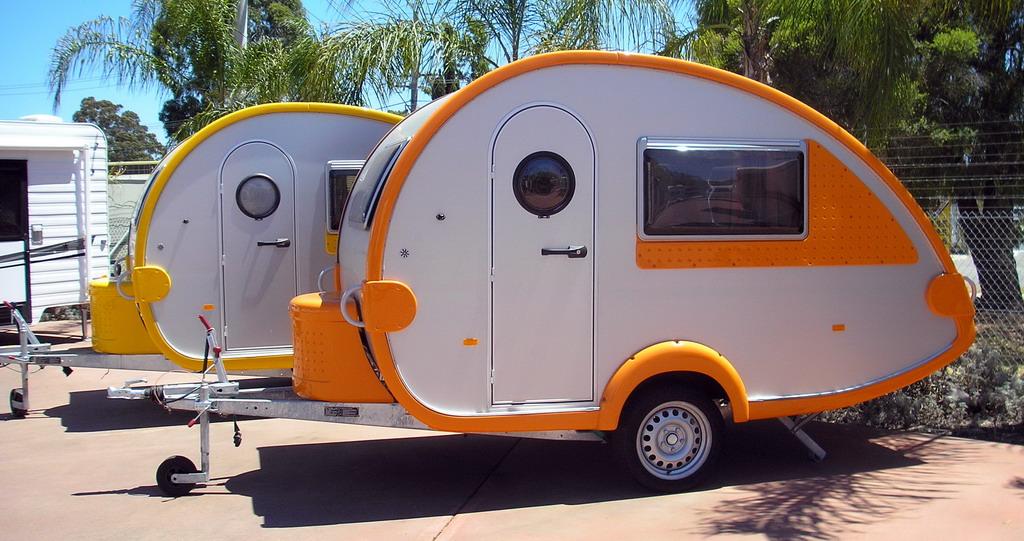 caravan secure