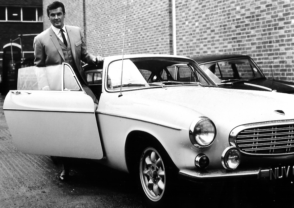 Favourite TV Cops And Their Classic Cars