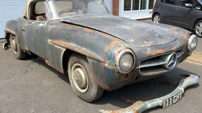 classic car restoration blog