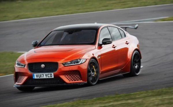 fastest ever Jaguar
