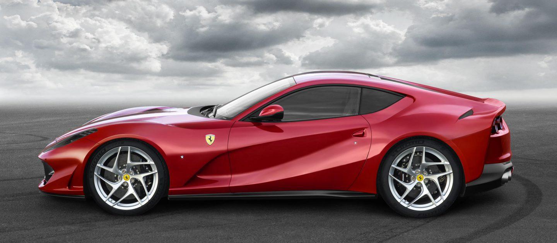 Celeting Enzo Ferrari and his fabulous cars