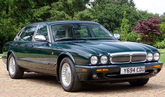 The Queen's Daimler