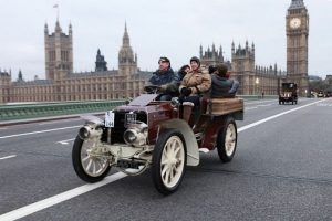 2017 London to Brighton Veterans Car Run