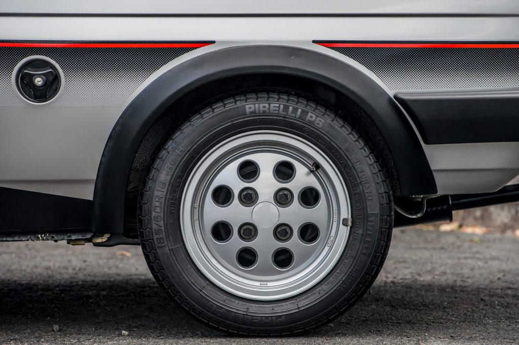 Fiesta XR2 wheel