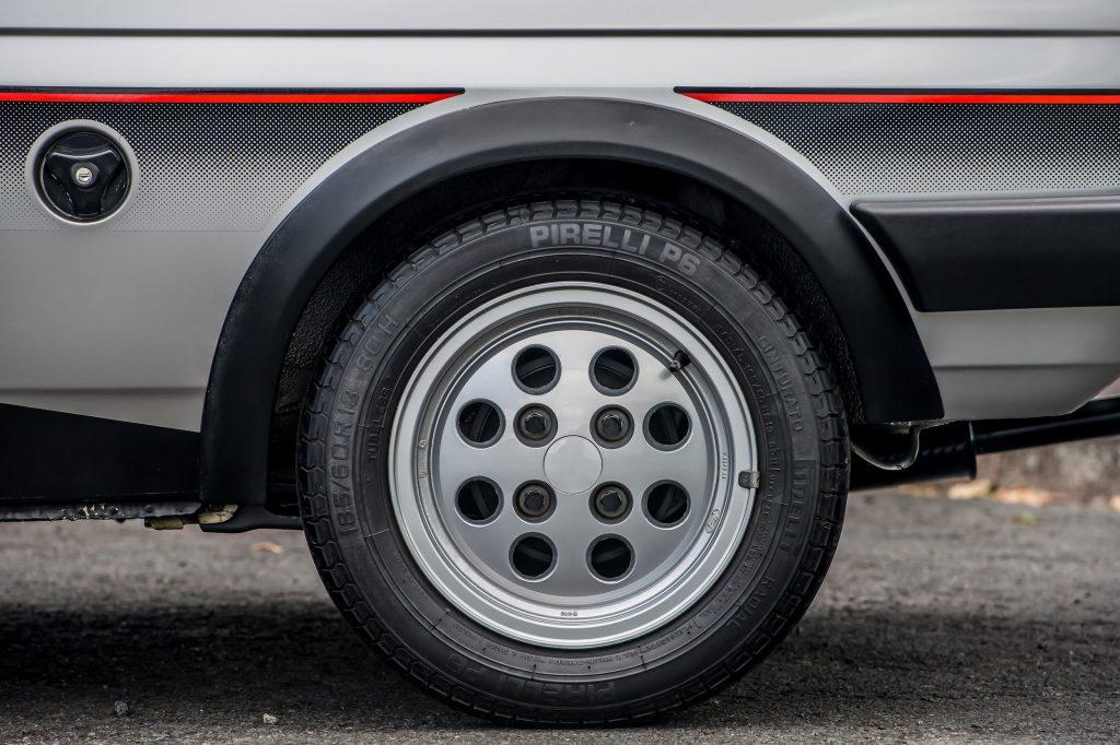 Fiesta XR2 wheel