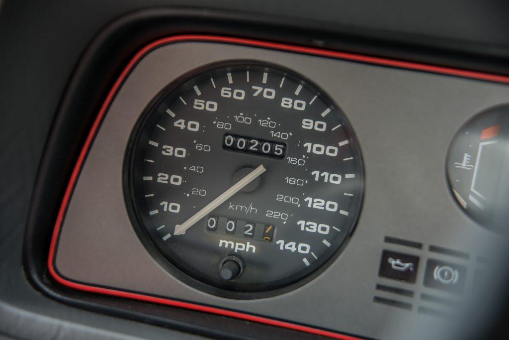 Ford Fiesta XR2 205 miles
