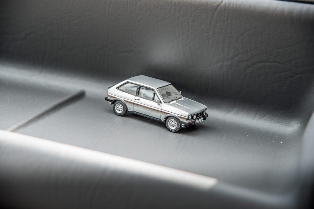 Ford Fiesta XR2 model