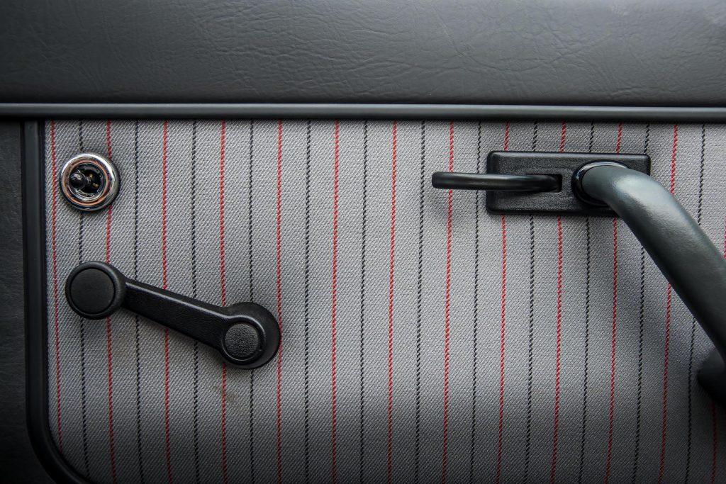 Ford Fiesta XR2 inside door