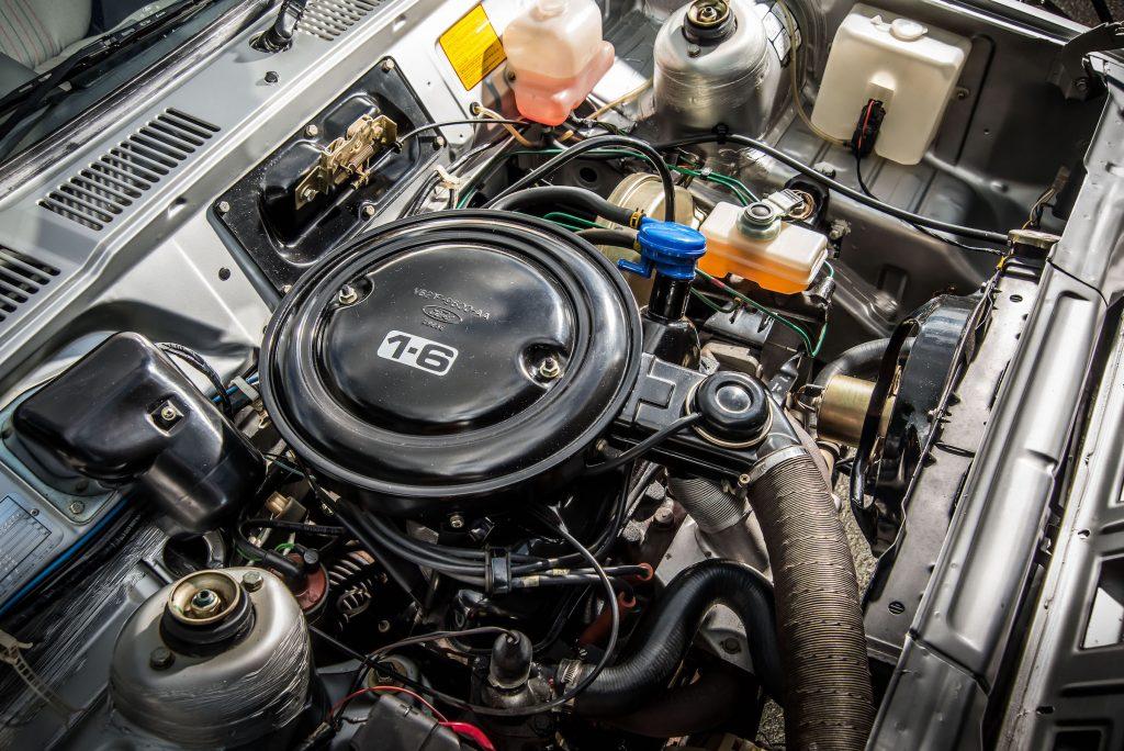 Ford Fiesta XR2 engine