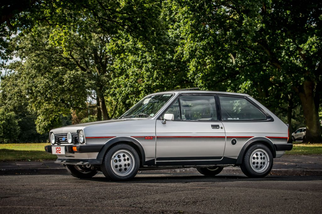 World's best Fiesta XR2
