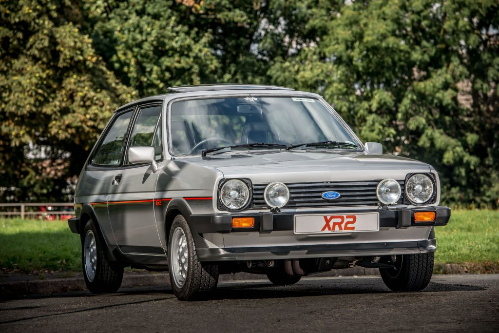 Ford Fiesta XR2 timewarp