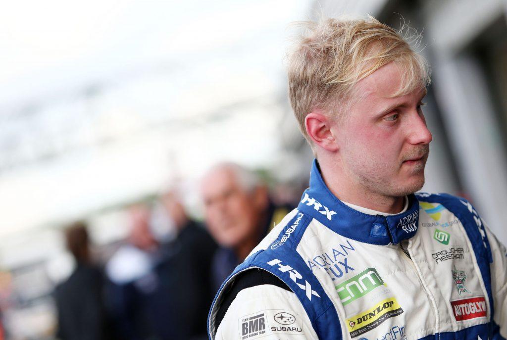 Ashley Sutton BTCC Silverstone