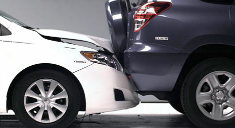 Common driving errors