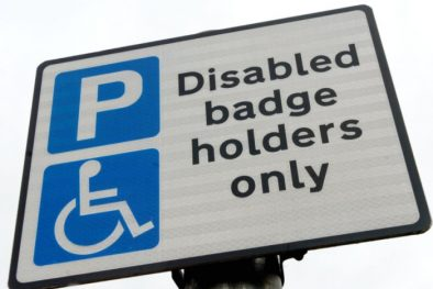 blue badge eligibility