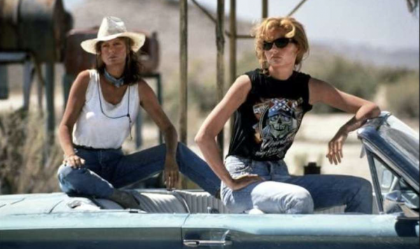 Thelma and Louise Academy Awards