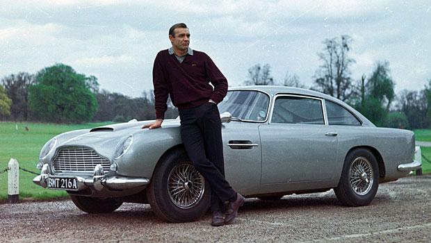 Classic Cars: Lights, Camera, Action: Itu0027s James Bond And An Aston Martin  DB5