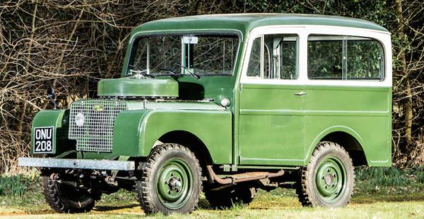 Land Rover 4x4 Station Wagon