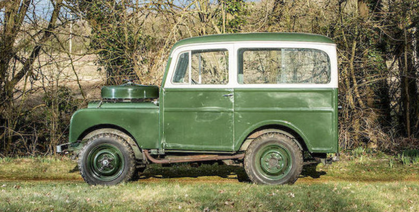 Land Rover 4x4 Station Wagon
