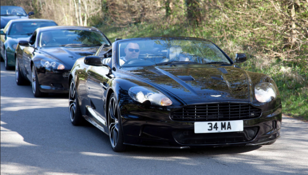 National Motor Museum Gets Set For Simply Aston Martin