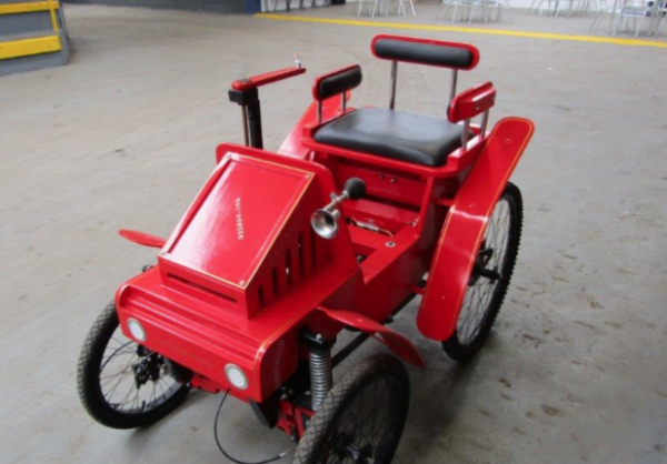 self-build car