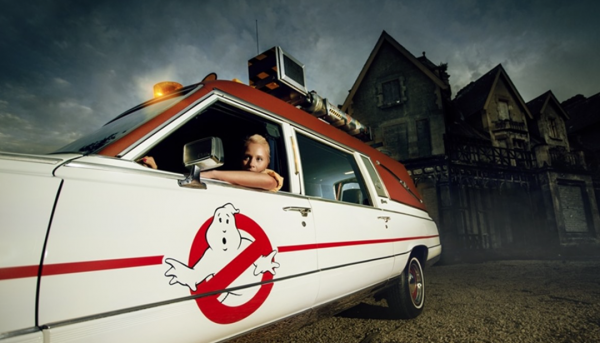 Ghostbusters Ecto 1 Quot Show Stopper Quot Cadillac Fleetwood Up