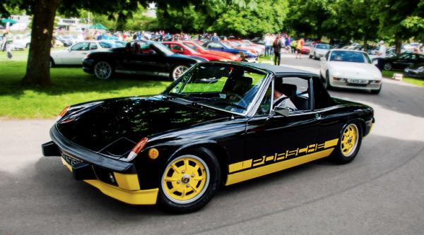 Simply Porsche marks 70th birthday of German supercar brand