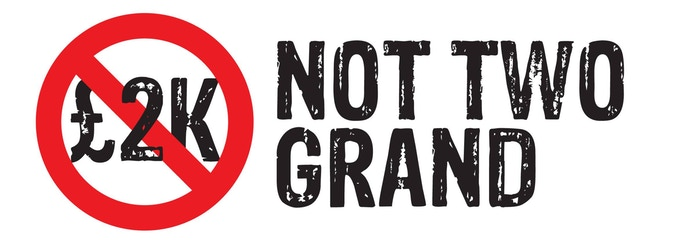 Not Two Grand logo