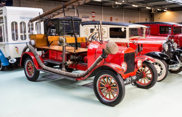 Den Hartogh motor museum collection to be sold