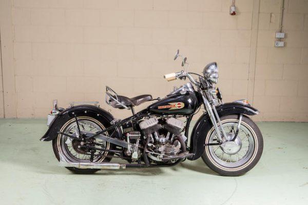 motor museum 1942 Harley Davidson £7,900-£12,000