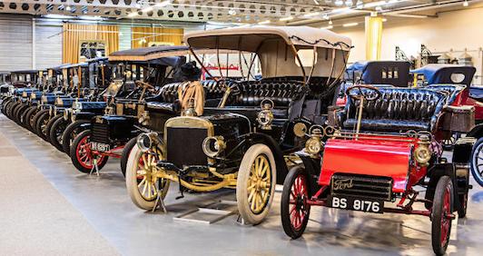 motor museum sale