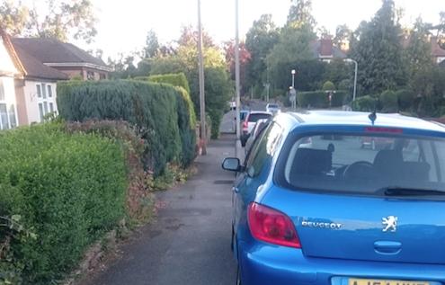 pavement parking ban