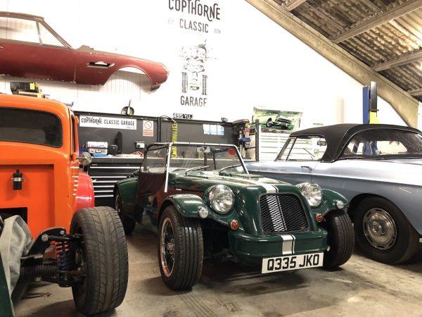 Dutton kit car