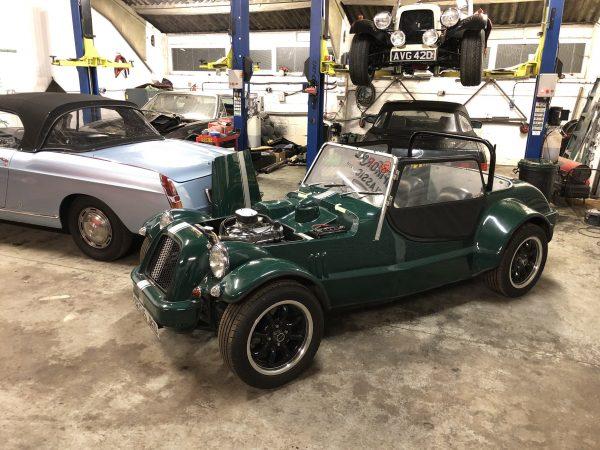 Dutton kit car 2