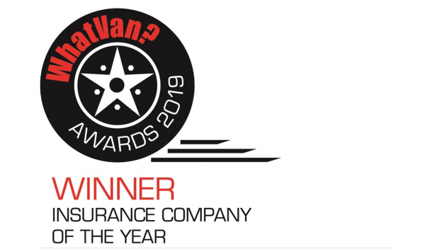 WhatVan Insurance Company of the Year