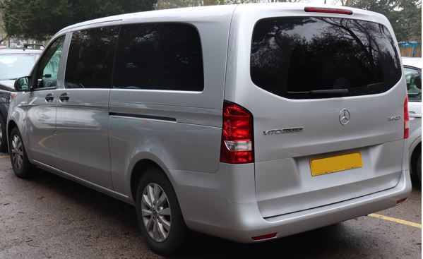 Top 10 eight-seater cars -Mercedes Vito Tourer