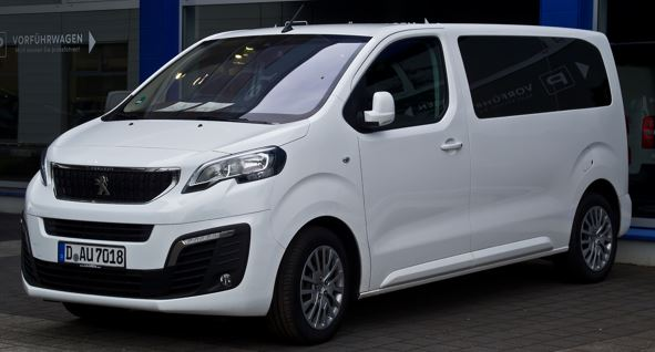 Top 10 eight-seater cars -Peugeot