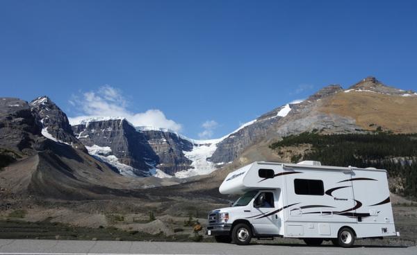 solar powered caravan 1