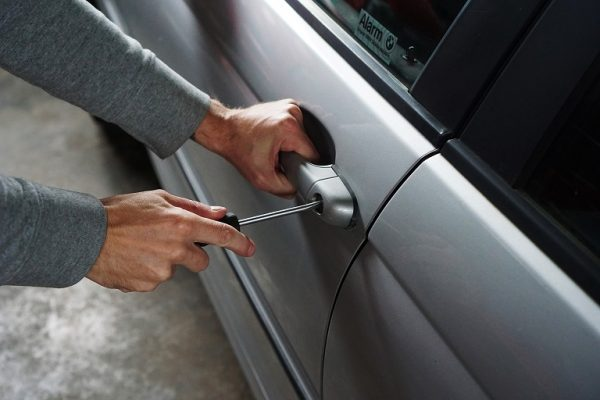 motor theft insurance claim