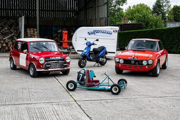 Mini Cooper S auction