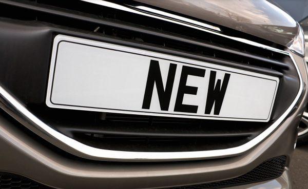 personalised number plates 1
