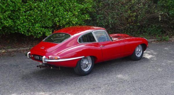 Brian Clemens E-type Jaguar